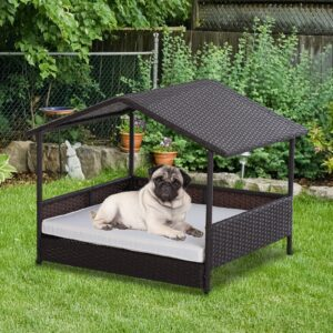 """search result in google serp""""aosom coupon code dog/cat house"""""""